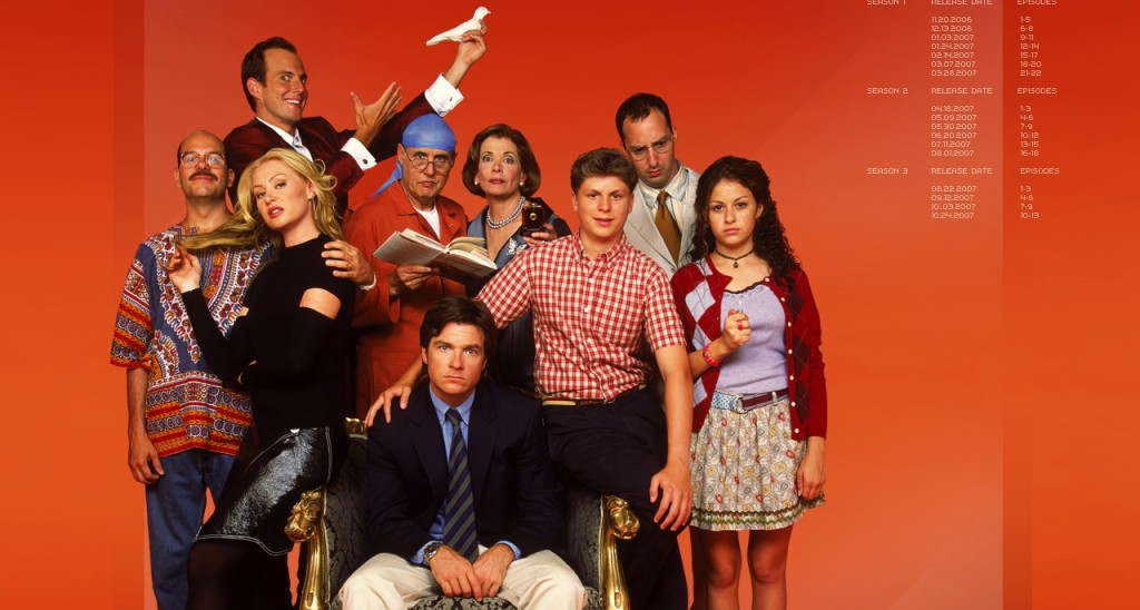 "The cast of ""Arrested Development"""