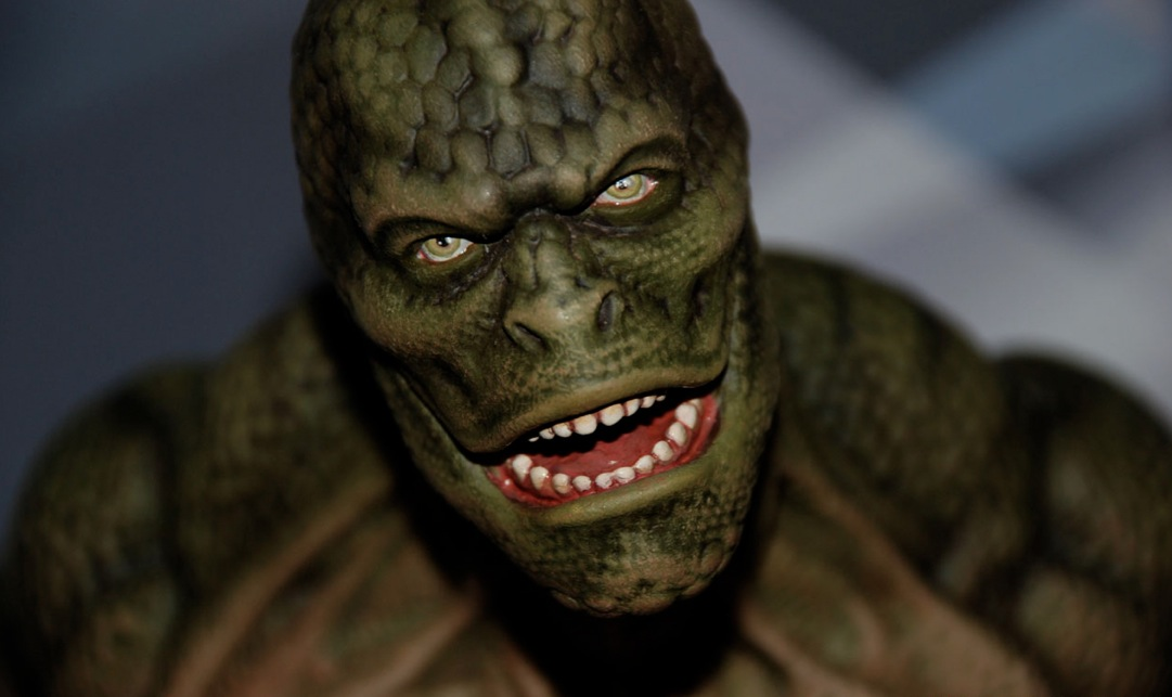 "Two new Lizard virals from ""The Amazing Spider-Man"""