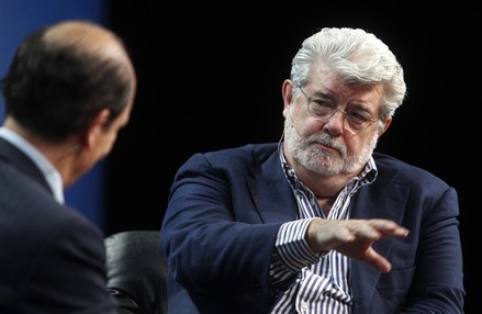 George Lucas opens up about career in interview