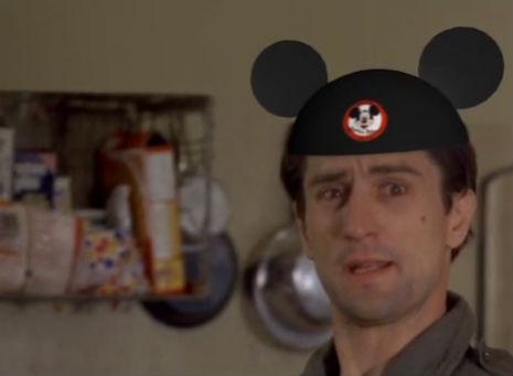 "Walt Disney's ""Taxi Driver,"" by Bryan Boyce"