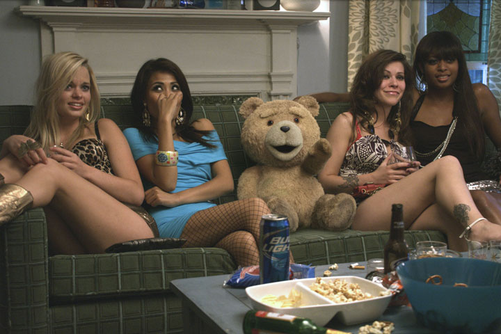 "Review: ""Ted"". by Danny Baldwin ? 