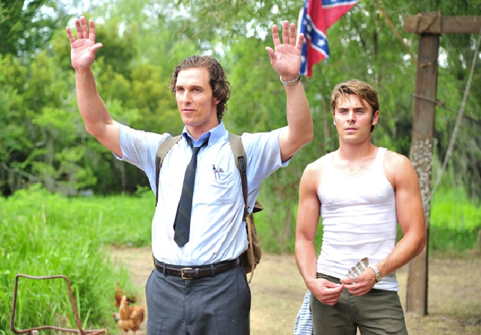 "Matthew McConaughey and Zac Efron star in Lee Daniels' ""The Paperboy"""