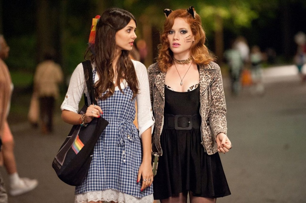 "Victoria Justice and Jane Levy star in ""Fun Size,"" directed by Josh Schwartz and written by Max Werner."