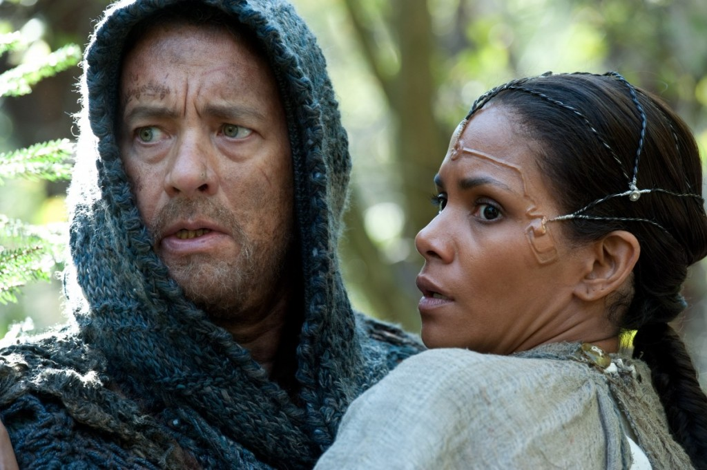 """Tom Hanks and Halle Berry star in """"Cloud Atlas,"""" directed by the Wachowski siblings and Tom Tykwer."""