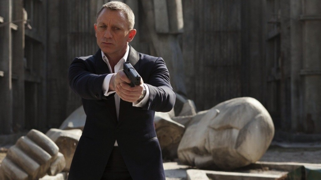 "Daniel Craig returns as super-spy James Bond in ""Skyfall,"" directed by Sam Mendes (""American Beauty"")."
