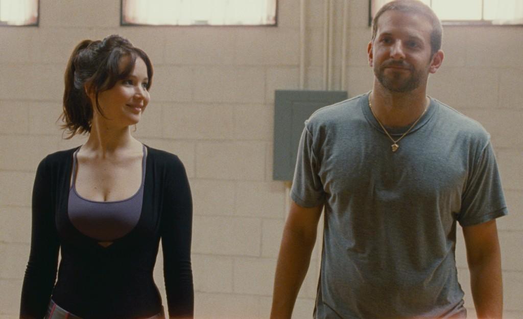 "Jennifer Lawrence and Bradley Cooper star in David O. Russell's "" Silver Linings Playbook"""