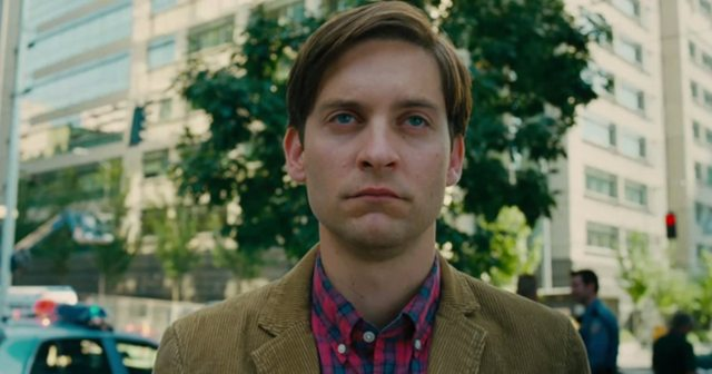 "Tobey Maguire stars in Jacob Aaron Estes' ""The Details"""