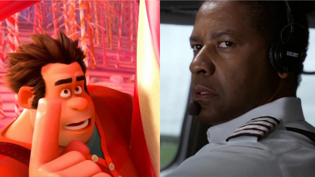 "Weekend Box Office: Sandy no match for ""Wreck-It Ralph"" and ""Flight"""