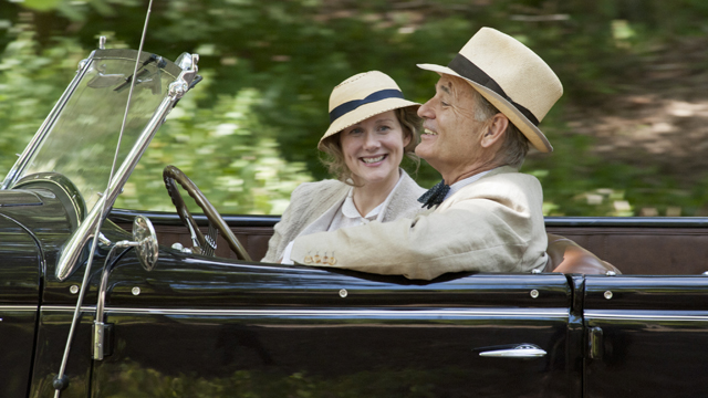 "Bill Murray and Laura Linney star in Roger Mitchell's ""Hyde Park on the Hudson"""