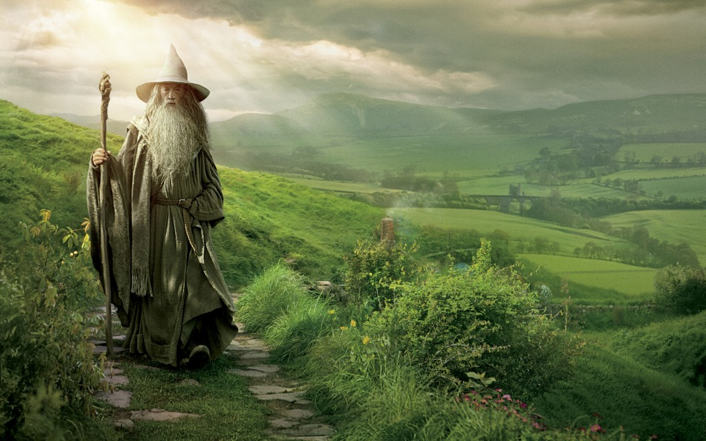 """The Hobbit: An Unexpected Journey"" predictably came in first place at the box office this weekend."