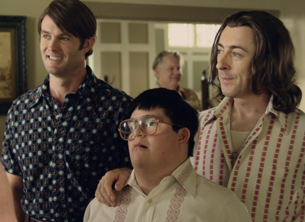 """Garret Dillahunt, Isaac Leyva, and Alan Cumming star in Travis Fine's """"Any Day Now"""""""