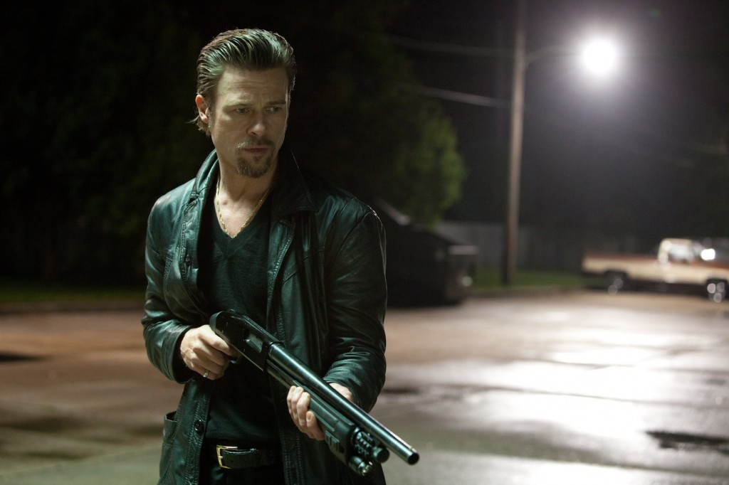 "Brad Pitt stars in Andrew Dominik's ""Killing Them Softly"""