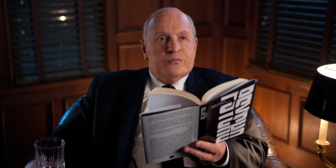 "Anthony Hopkins stars as Alfred Hitchcock in Sacha Gervasi's ""Hitchcock"""