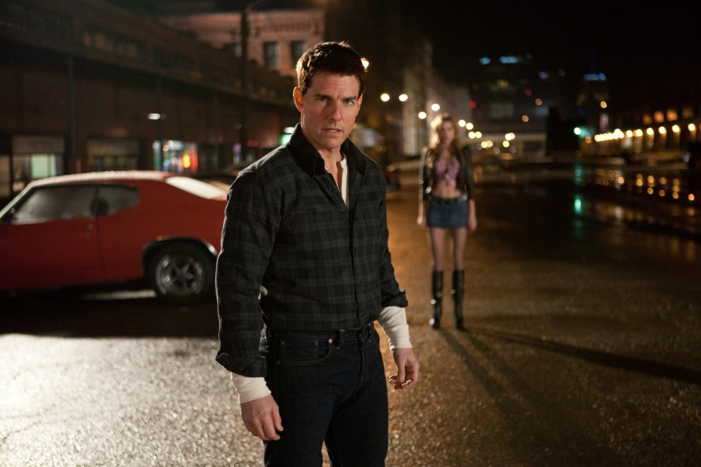 "Tom Cruise stars as the title character in ""Jack Reacher."""
