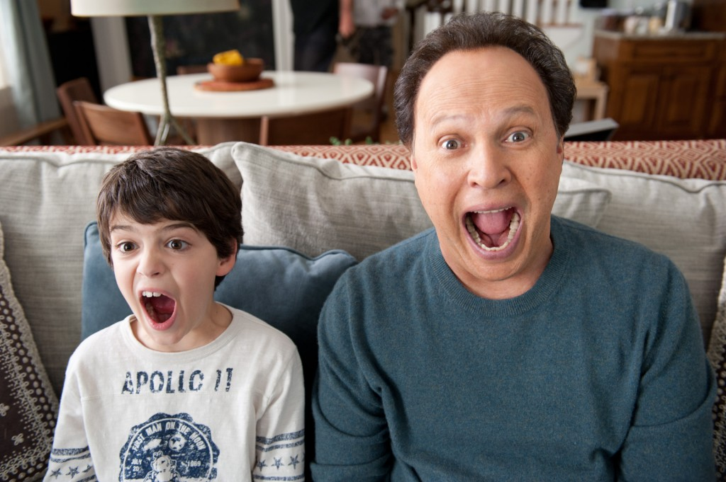 "Joshua Rush and Billy Crystal star in ""Parental Guidance"""