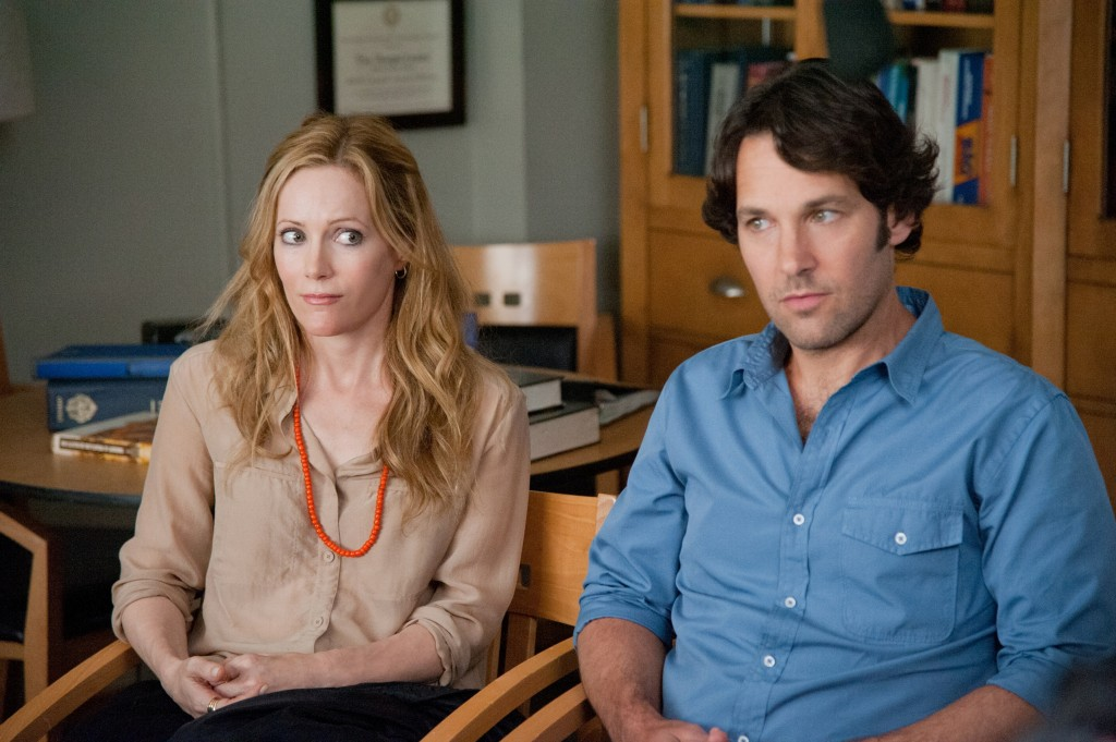 "Leslie Mann and Paul Rudd star in Judd Apatow's ""This is 40"""