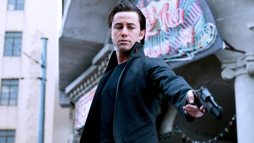 "James Frazier's Top 10 Films of 2012: Joseph Gordon-Levitt stars in Rian Johnson's ""Looper"""