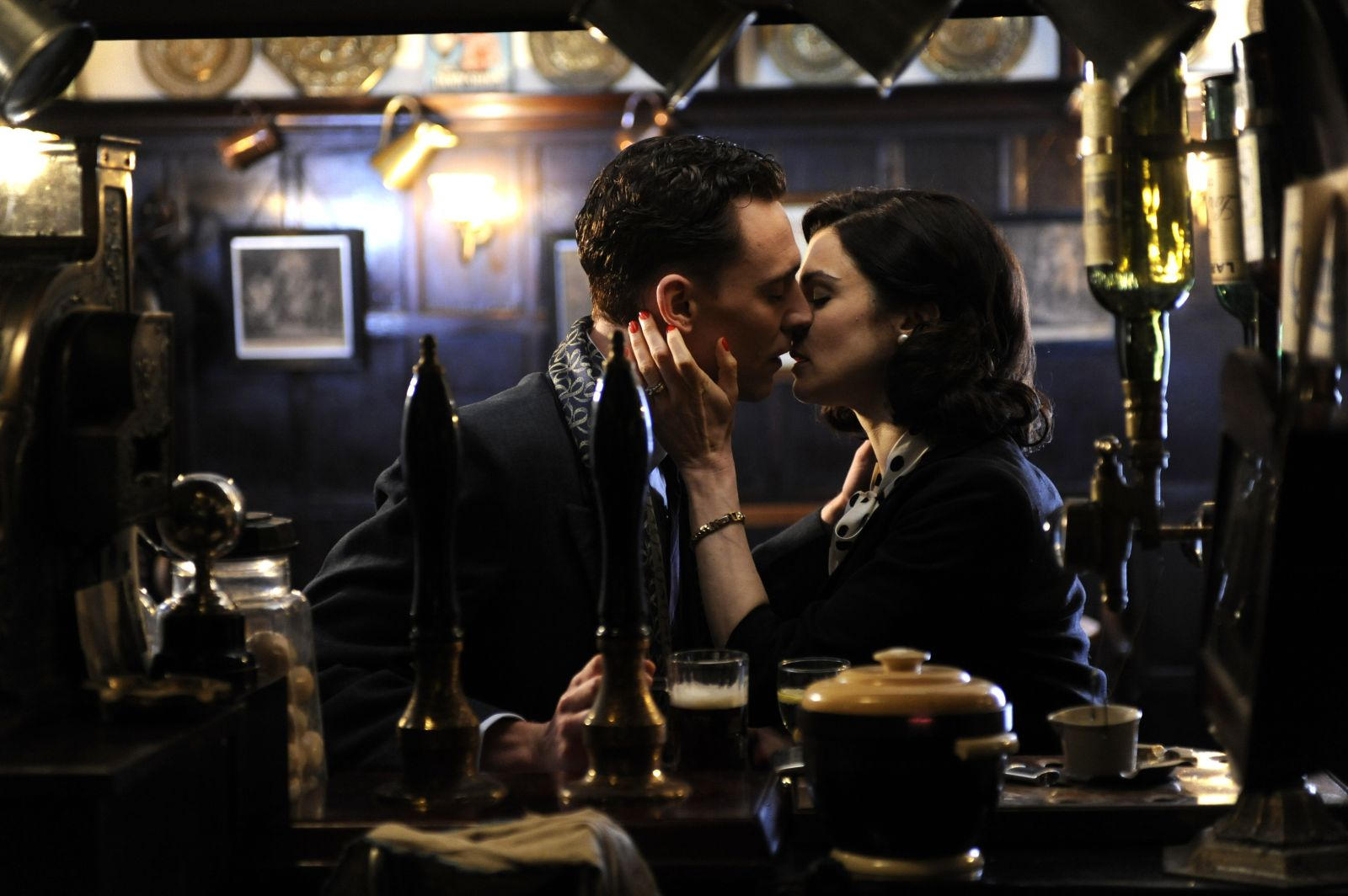 "Danny Baldwin's Top 10 Films of 2012: Rachel Weisz and Tom Hiddleston star in Terence Davies' ""The Deep Blue Sea"""