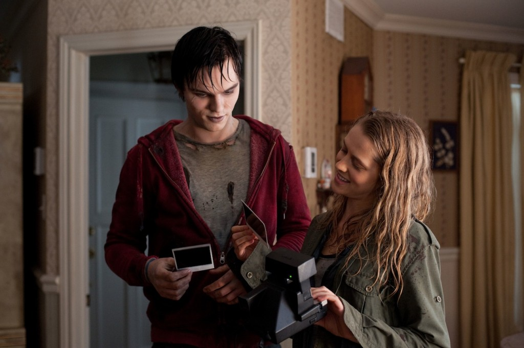 "Nicholas Hoult and Teresa Palmer star in Jonathan Levine's ""Warm Bodies"""