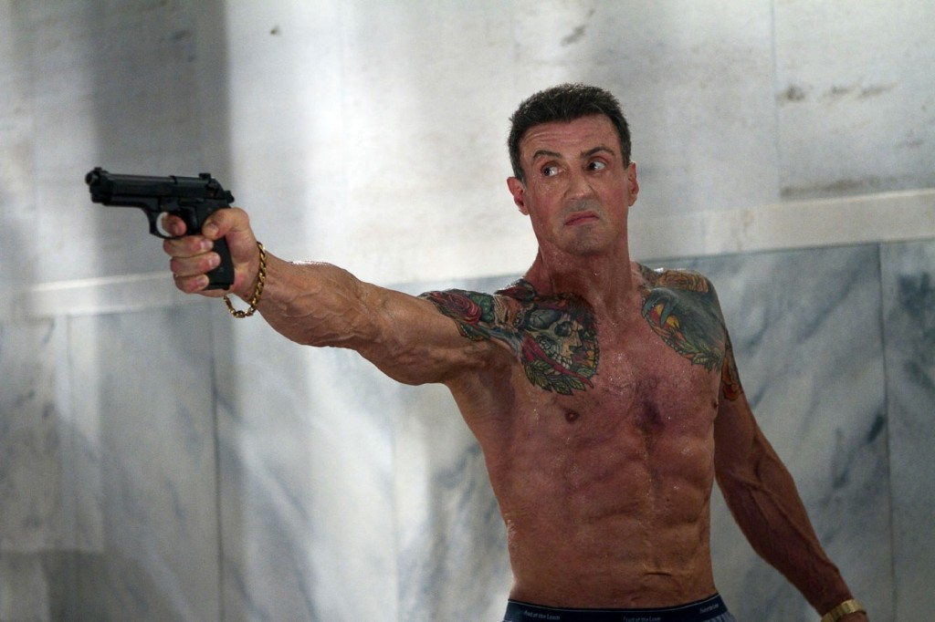 "Sylvester Stallone stars in Walter Hill's ""Bullet to the Head."""