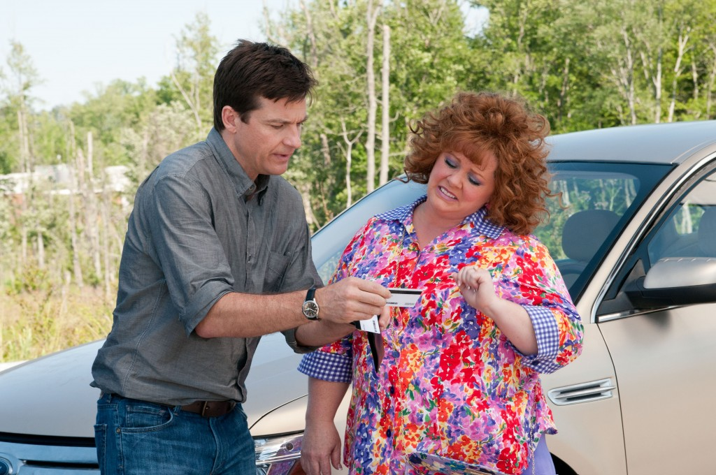 "Jason Bateman and Melissa McCarthy star in Seth Gordon's ""Identity Thief,"" reviewed here by film critic Danny Baldwin."