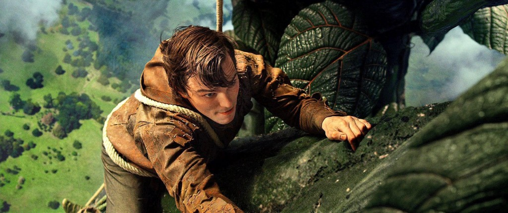 "Nicholas Hoult stars in Bryan Singer's ""Jack the Giant Slayer,"" here reviewed by film critic Danny Baldwin."