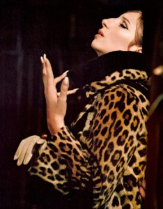 "Barbara Streisand in William Wyler's ""Funny Girl"""