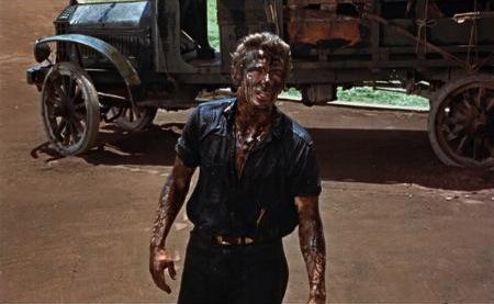 """Giant"" (1956) was James Dean's final film."