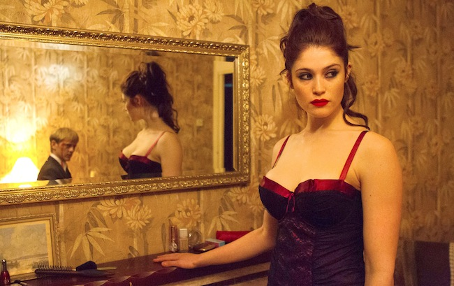 "Gemma Arterton stars in Neil Jordan's ""Byzantium,"" here reviewed by film critic Danny Baldwin."