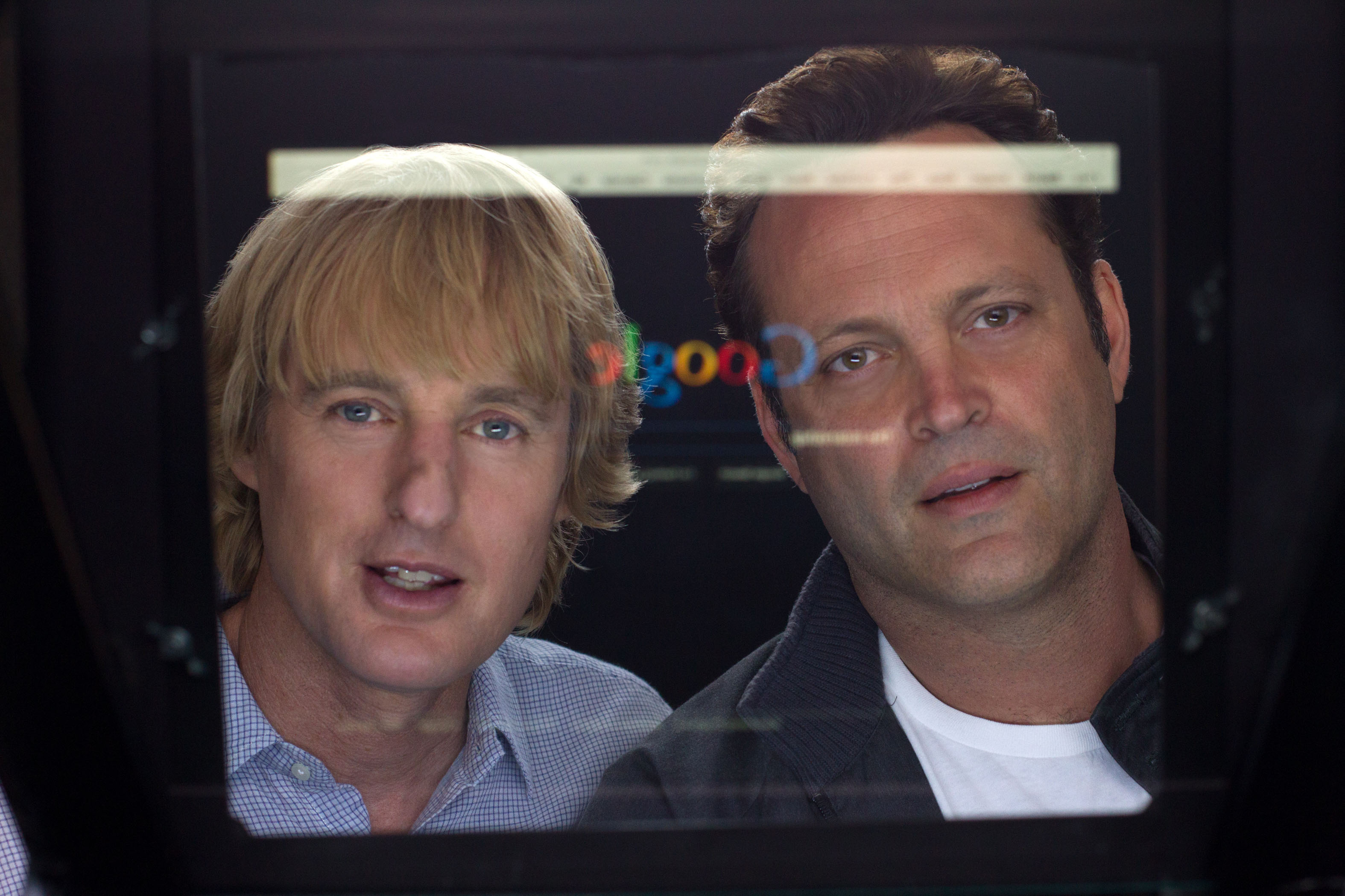 "Owen Wilson and Vince Vaughn star in ""The Internship,"" here reviewed by film critic Danny Baldwin."