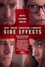 """Side Effects"" is directed by Steven Soderbergh."