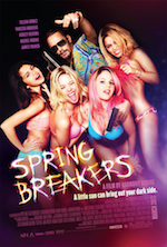 """Spring Breakers"" is directed by Harmony Korine."