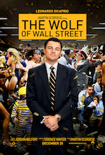 """The Wolf of Wall Street"" is directed by Martin Scorsese."