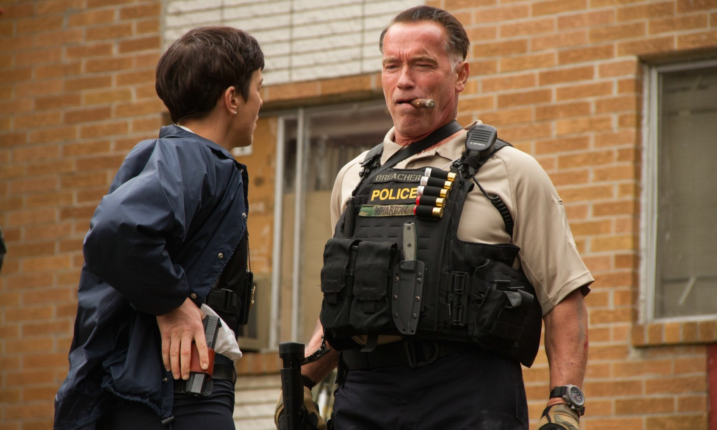 "Review: ""Sabotage"""