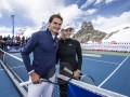 Sponsored Video: Roger Federer and Lindsey Vonn Celebrate #ChocolateHeaven