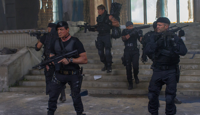 "Review: ""The Expendables 3"""
