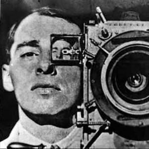 """Man with a Movie Camera"""