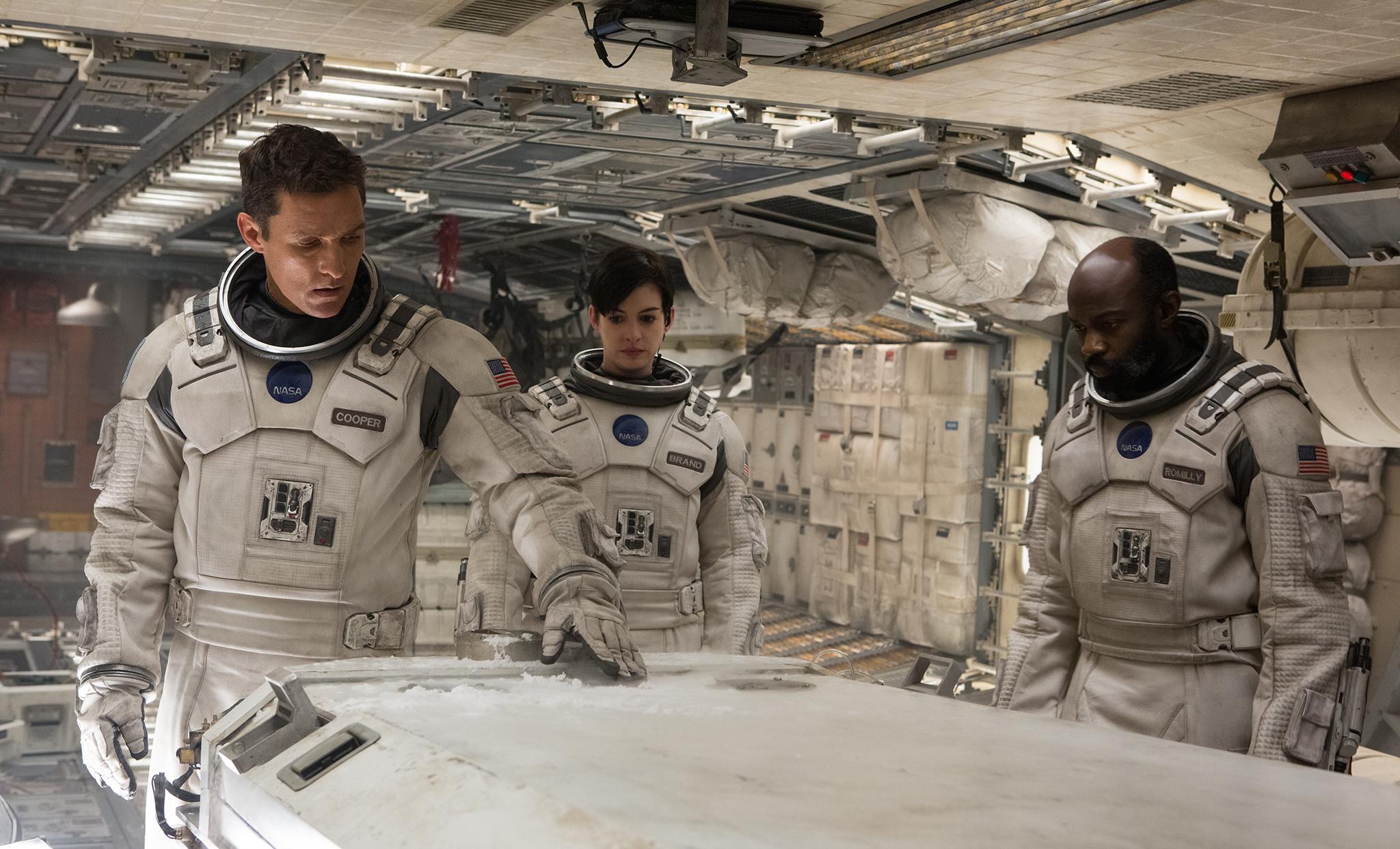 "Review: ""Interstellar"""