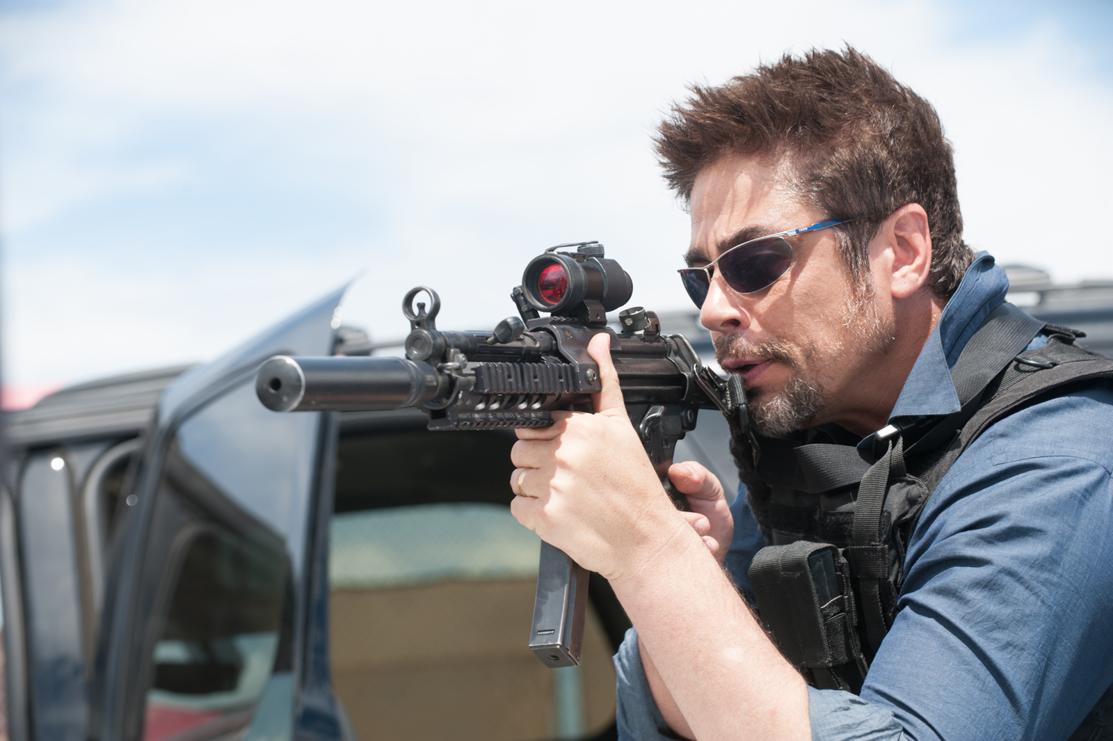 "Review: ""Sicario"""