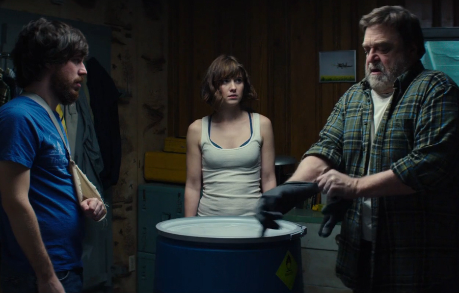 "Review: ""10 Cloverfield Lane"""