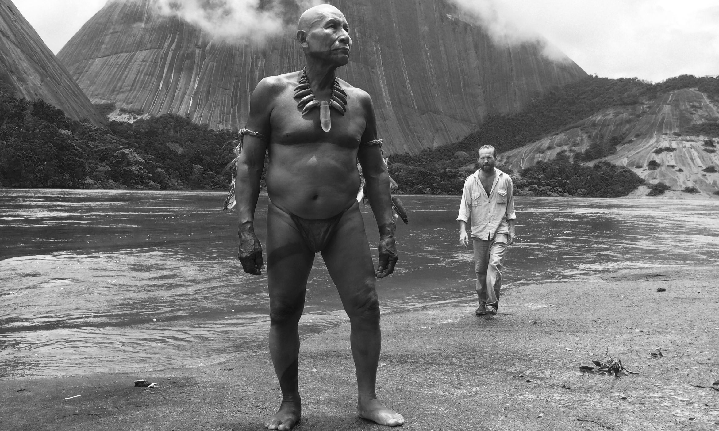 "Review: ""Embrace of the Serpent"""