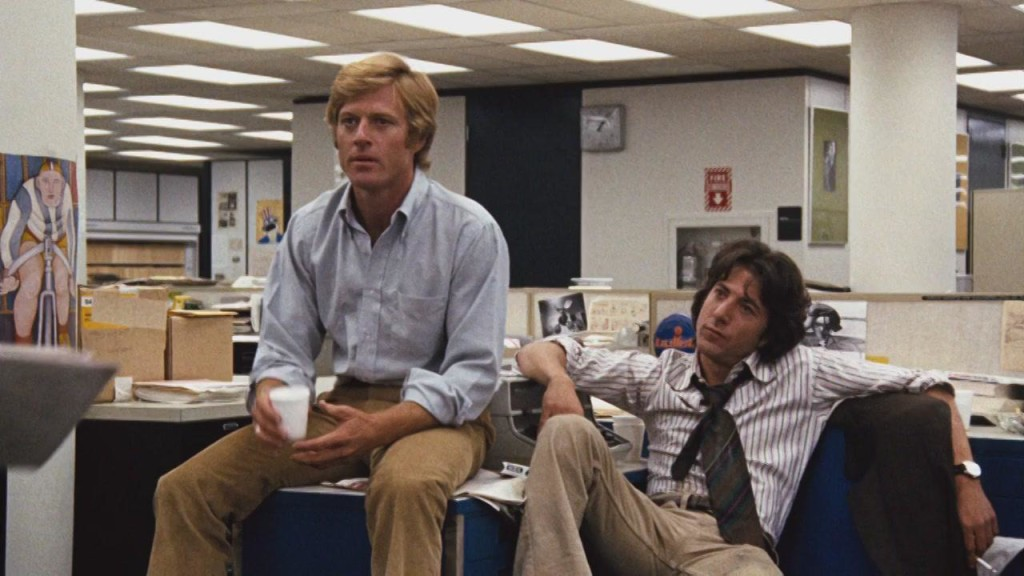 """All the President's Men"" kicks off the 2016 TCM Classic Film Festival in Hollywood tonight, with subject and Watergate journalist Carl Bernstein in conversation with ""Spotlight"" scribes Tom McCarthy and Josh Singer before the feature presentation."