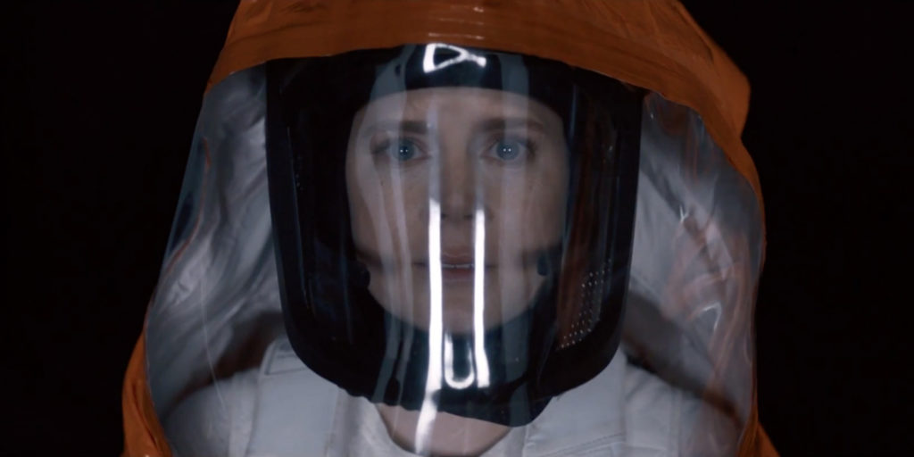 "Amy Adams stars in ""Arrival,"" reviewed on this week's edition of the Critic Speak Podcast."
