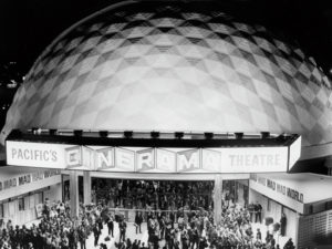 """""""It's A Mad, Mad, Mad, Mad World"""" premiered at the Cinerama Dome on November 7, 1963, and you can see it in the same venue at this year's festival. A rare treat."""