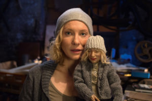 """Cate Blanchett plays 13 roles (and one puppet) in """"Manifesto,"""" an experimental collection of monologues about famous edicts from history."""