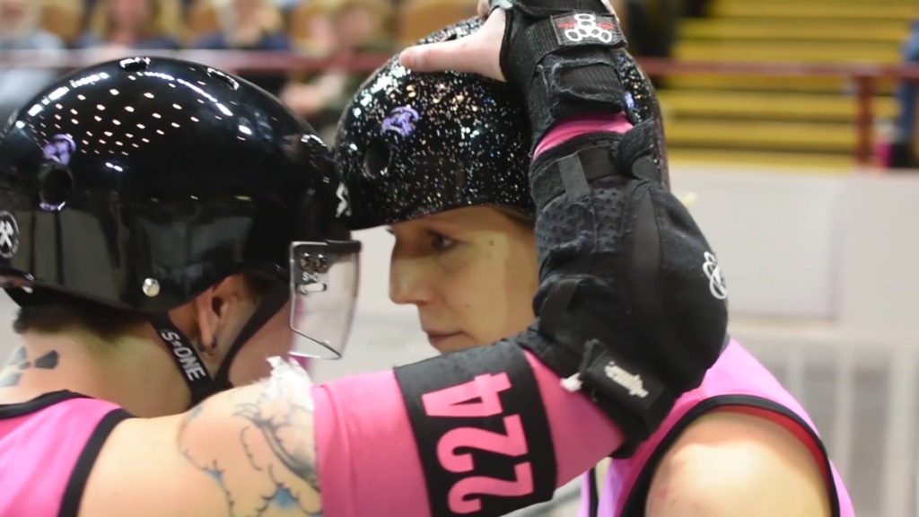 "The documentary ""Roller Life,"" which spends a season with the four teams that comprise the local Brewcity Bruisers roller derby league, is among the Cream City Cinema selections at this year's Milwaukee Film Festival."
