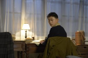 "A scene from ""Scott Road,"" a coming-of-age tale set in China. The period drama is director William Tang's feature debut."