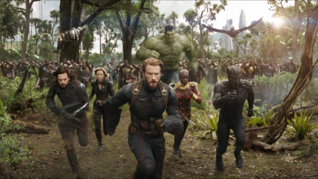"""Film critic James Frazier reviews """"Avengers: Infinity War."""""""